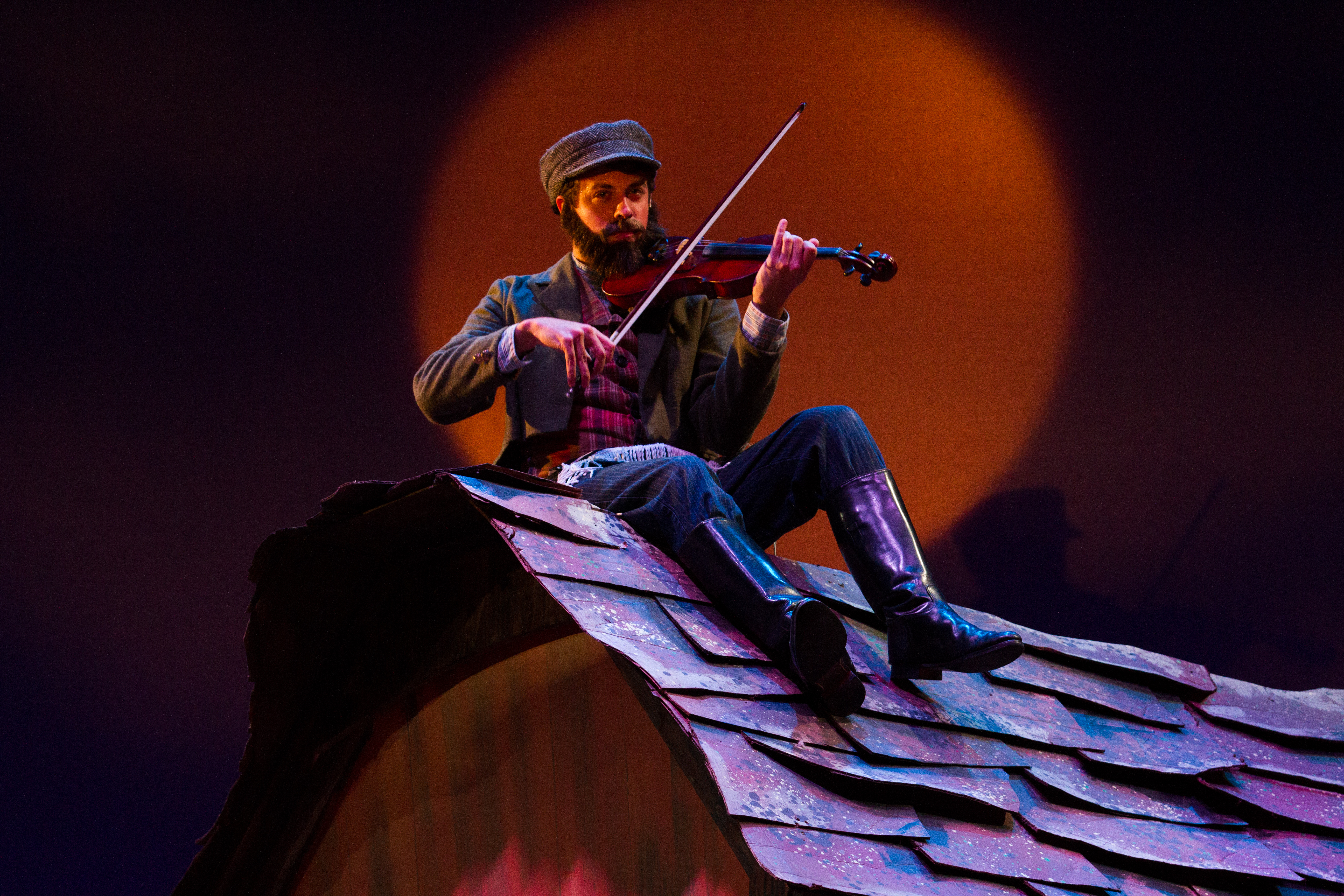 Thank Fiddler on the fucking roof